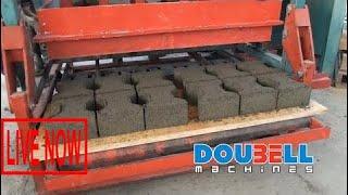 Latest Technology 2017 Static Brick Making Machine Building Construction Videos #SON