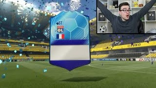 I GOT THREE!!! HUGE TEAM OF THE TOURNAMENT PACK OPENING!!! Fifa 17 Pack Opening