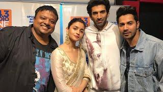 Alia Bhatt, Varun Dhawan, Aditya Roy Kapur Best Ever Interview | Sanjay Madhuri | Kalank | HrishiKay