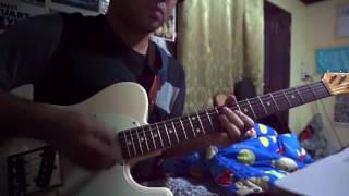 Honne - All in the value (guitar cover)