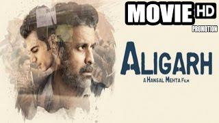 Aligarh 2016 Movie HD | Hindi | Manoj Bajpai | Rajkummar Rao | Ashish Vidyarthi | Promotion | 2016