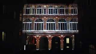Luca Agnani Video Mapping Studio :: Palazzo Buonaccorsi, Macerata ::: Architectural Mapping 3D