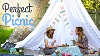 The Perfect Picnic Party | Zoella