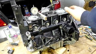 Chevrolet Aveo 1.6 Капиталка - F16D3. Часть 5
