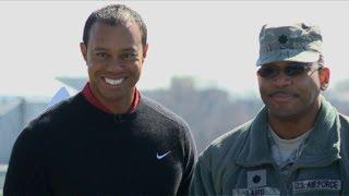Tiger Woods vai descansar