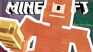Minecraft | HOW TO BE A GIANT!!!