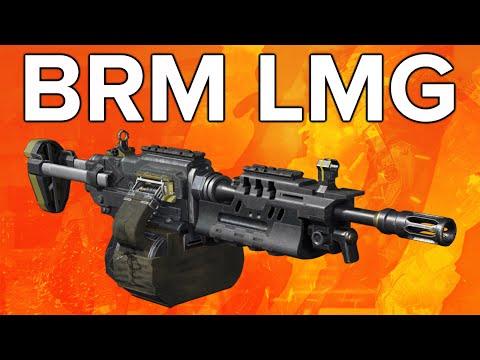 Black Ops 3 In Depth: BRM LMG Review