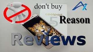 Hindi | हिंदी Coolpad Note 5 reason Reviews Hand on don't buy reason