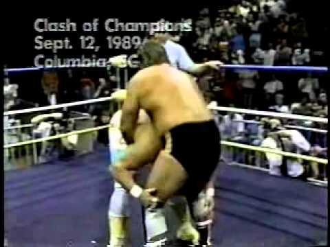 PH 9/22/89- Clash Highlights