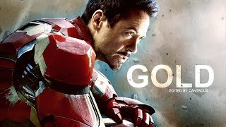 Iron Man (Tony Stark) // Gold