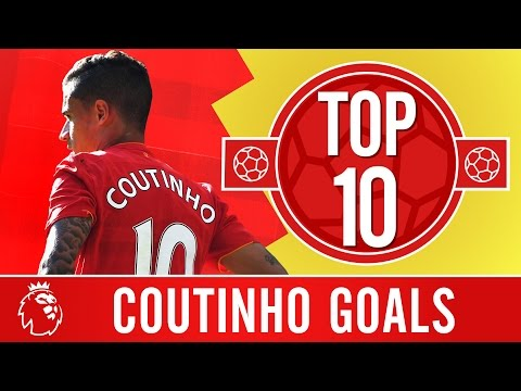 Xxx Mp4 Top 10 Philippe Coutinho S Premier League Screamers For Liverpool 3gp Sex