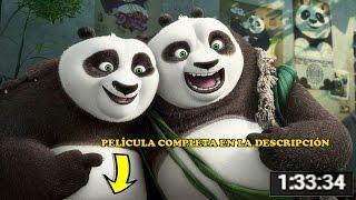 Kung Fu panda 3 Pelicula completa en español latino 2016