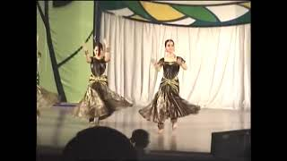 Film Dance Dheem Ta Dare Dani By Chakkar Group Moscow Russia   YouTube 480p