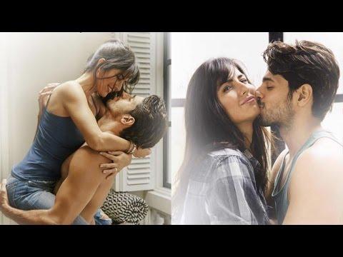 Xxx Mp4 Katrina Kaif Sidharth Malhotra Hot LOVE Moments In Baar Baar Dekho 3gp Sex