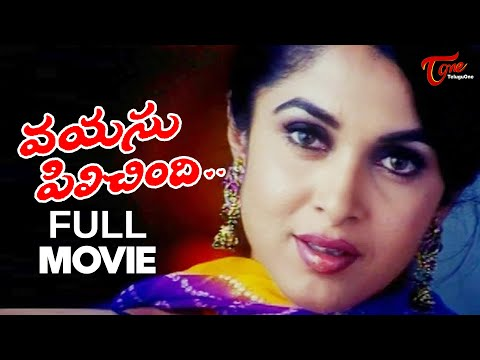 Vayasu Pilichindi Full Length Telugu Movie Ramya Krishnan Sunil Rao