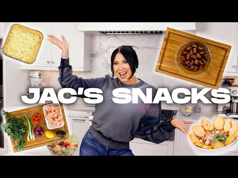 EASY DELICIOUS AT HOME SNACKS JAC S SNACKS EPISODE 2