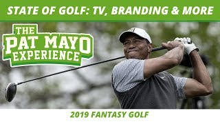 2019 State of Golf — The Masters, TV Coverage, Gambling, Sponsors, DK Dollar Giveaways + More