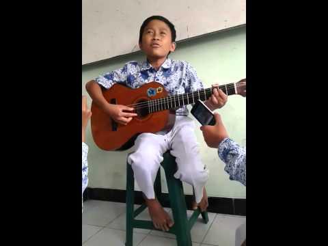 anak smp nyanyi di kelas part 2