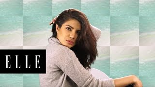 The Baywatch Hair Flip with Priyanka Chopra  | ELLE