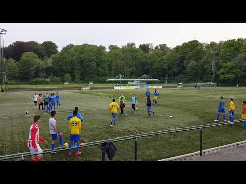 U15 rsd jette entraînement avec le coach Alex 1