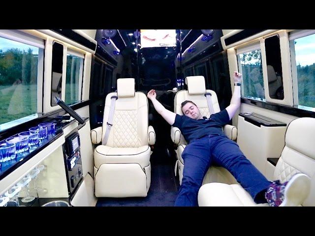 I Want This $166,000 Van!!