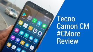 Tecno Camon CM Review: All You Need to Know