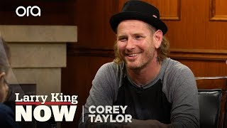 Corey Taylor on new Slipknot music, Chester Bennington, and Trump