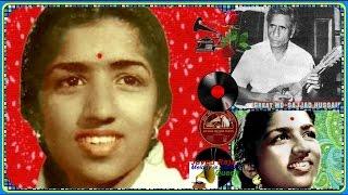 LATA JI-KHEL-(1950)~Bhool Ja Ae Dil Mohabbat Ka Fasana-[ Great Gem-None Echoe 78 RPM Audio ]