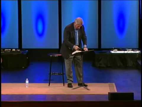 Dr. John Maxwell loses it at Christ Fellowship Church