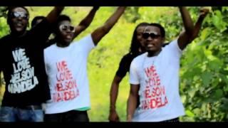 GASPARDY     HOMMAGE A NELSON MANDELA BY NATIONAL DREAM ( rap kamer )