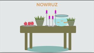 Famous Comedian Explains PERSIAN NEW YEAR Perfectly (K-von on Nowruz)