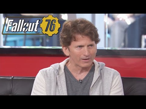 Todd Howard Says Fallout 76 Can t Be Played Offline Has Modding & Different Type Of Storytelling
