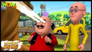 Power Of Imagination - Motu Patlu in Hindi
