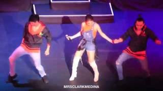 nadine lustre - can't keep my hands to myself (selena gomez cover) - jadine high on love tour