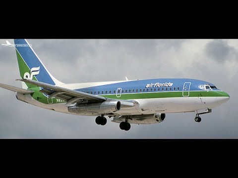 FS2004 Disaster in The Potomac Air Florida Flight 90 RE UPLOADED