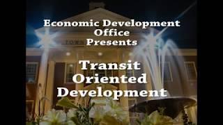 Transit Oriented Development Seminar