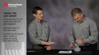 Hannay Reels | Change Packing Seals | WHJ Swivel Joint