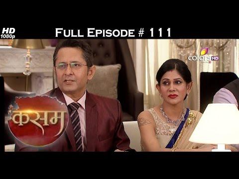 Kasam - 8th August 2016 - कसम - Full Episode (HD)