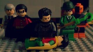 LEGO Batman StopMotion Series Nightmare in Gotham Episode 3: Revelations