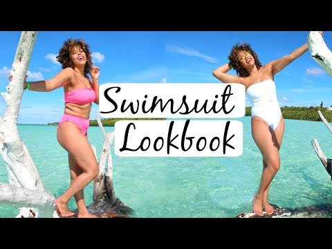 Xxx Mp4 CURVY GIRL SWIMSUIT TRY ON LOOKBOOK UNDER 40 SPF FAVES WEARING A TWO PIECE AGAIN 3gp Sex
