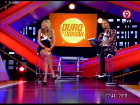 DURO DE DOMAR VERDADERO O FALSO ALINA MOINE PRIMERA PARTE 21 03 13