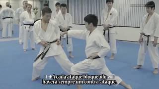 Mikio Yahara Sensei e a KWF