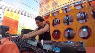 HardTechno: Fernanda Martins @ Refuse Stage - Decibel Outdoor Festival AUG/2016 (Video Set)