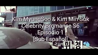 [Sub Español] L & Minsuk Celebrity Bromance Ep1