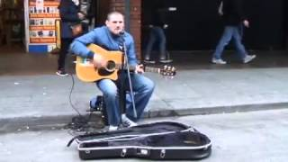 Conor Quinn - Come Out Ye Black And Tans (Busk)