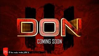 DON 3 Trailer | Official Trailer 2017 [HD]