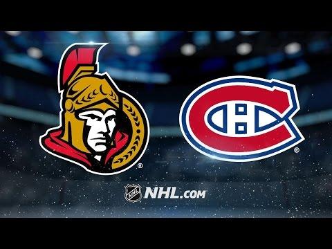 Price lifts Canadiens past Senators 4 1