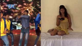 HD मोबाइल में हॉट फिल्म देखेली - Massage Bhejatani - Bhojpuri Hot Songs 2015 new