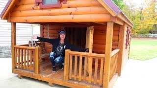 She Bought a Tiny House!!
