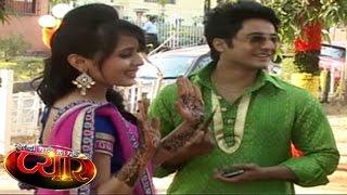 Itna Karo Na Mujhe Pyaar 16th February 2015 EPISODE | Nishi's MEHENDI CEREMONY